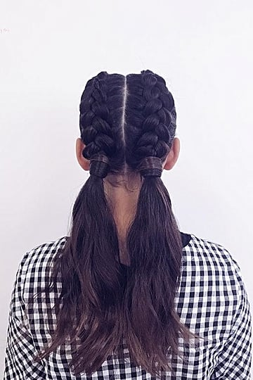 Summer Braid Ideas