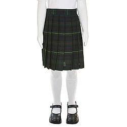 French Toast plaid pleated skirt at French Toast