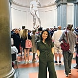 """""""I love the jumpsuit, and I'm not the only one. I know [all our editors] love that one."""" — Tara Block, content director, Living"""