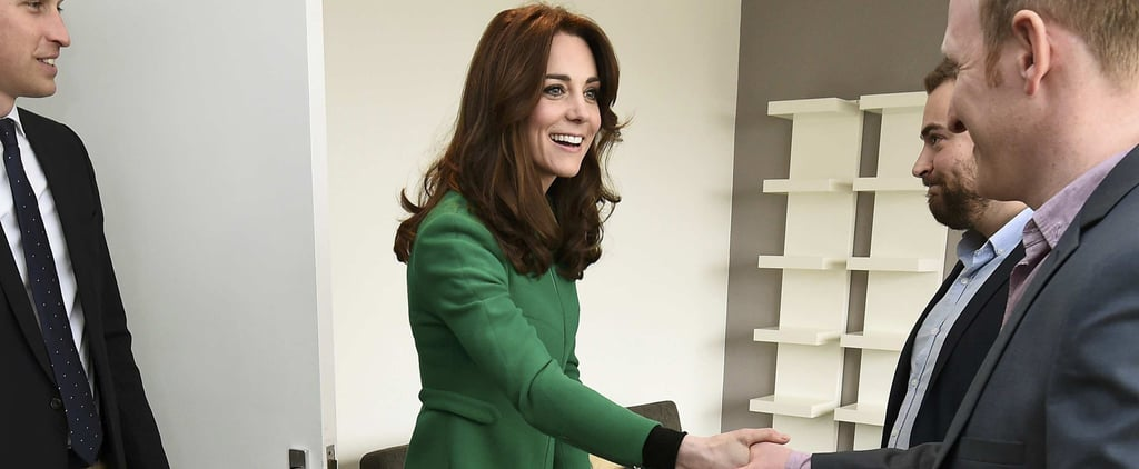 The Key to Finding Your Power Color? Just Ask Kate Middleton