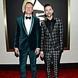 Macklemore and Ryan Lewis at the 2014 Grammy Awards.