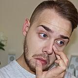 Step 5: Nose Contouring