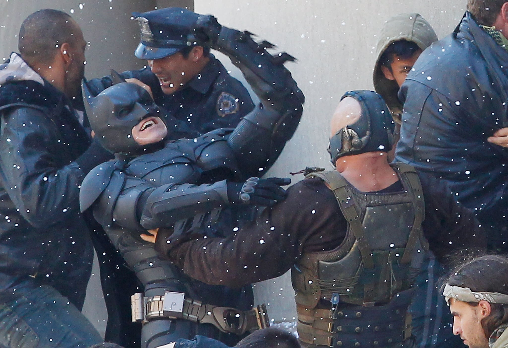 "the dark knight rises essay example With the release of the dark knight rises, director christopher  ""people need  dramatic examples to shake them out of apathy and i can't do."