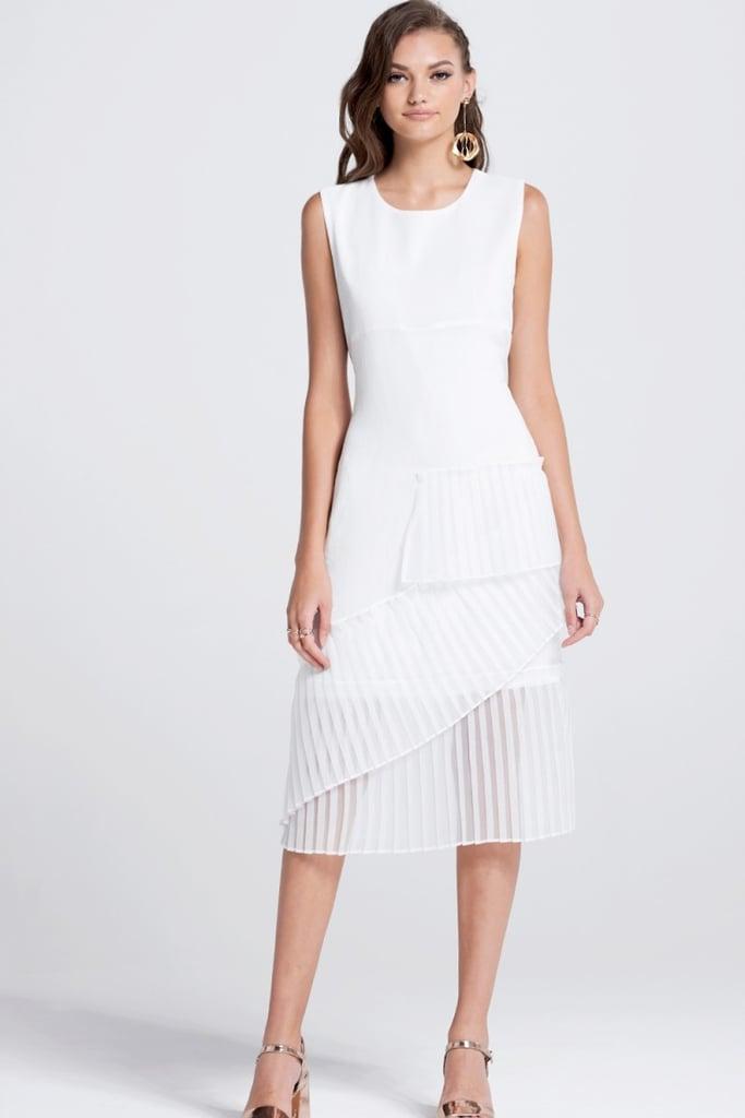 Storets Kade Pleated Classic Dress