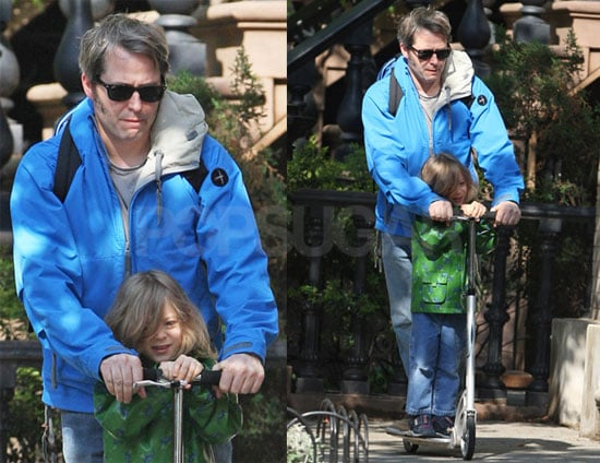 Matthew Broderick Talks About the Twins He and Sarah Jessica Parker Are Expecting on The Late Show