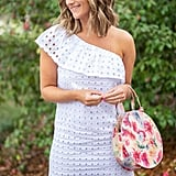 Gibson x Living in Yellow Lily Eyelet One-Shoulder Dress