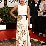 Rashida Jones at the Golden Globes 2014