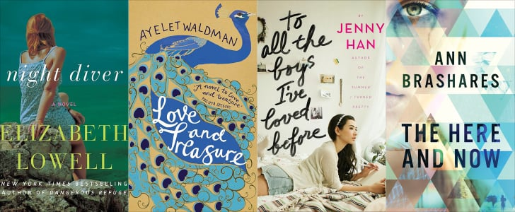 April's New Books Have Us Intrigued