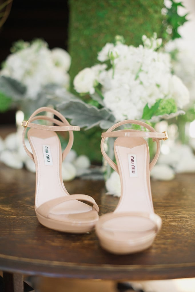 35. Shoes by Centerpieces