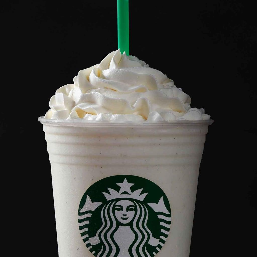 Vanilla Bean Crème Frappuccino