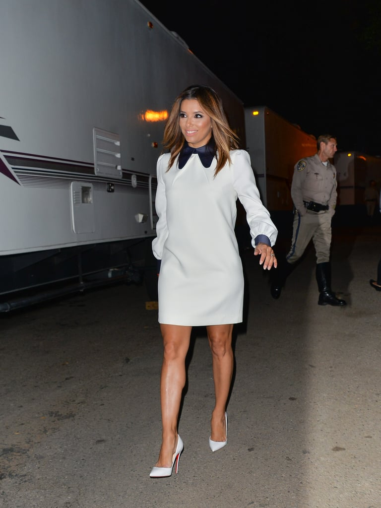 Eva Longoria at the Hillary Clinton: She's With Us Concert