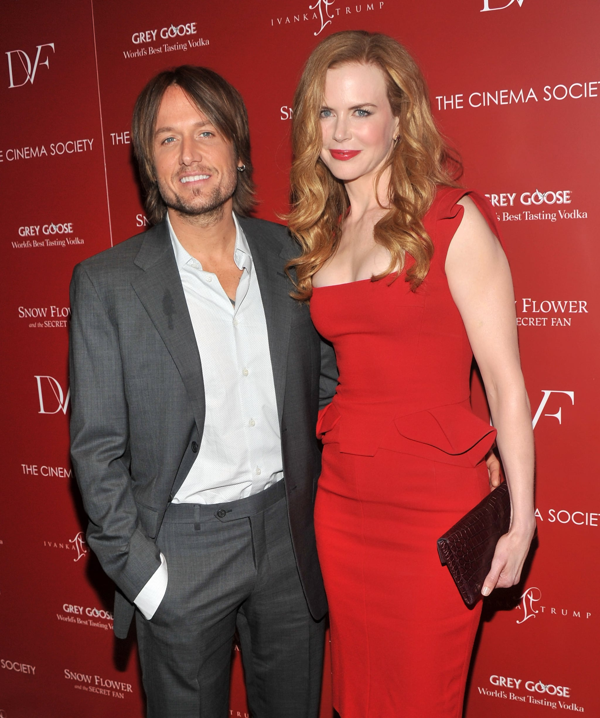 Pictures Of Nicole Kidman, Keith Urban, Lucy Liu At New