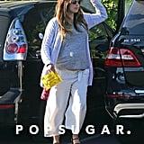Jessica Biel's Baby Bump | Pictures