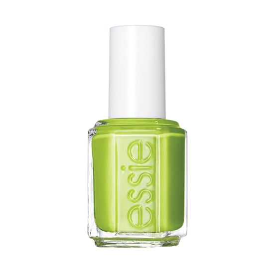 Go for a juicy splash of citrus with Essie the More the Merrier ($8) on your toes . . . or fingers.