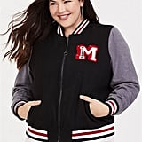 Disney Mickey's 90th Anniversary Patch Bomber Jacket