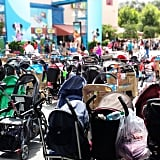 Bring a Stroller For Kids Who Have Aged Out of Their Strollers
