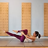 2-Minute Pilates Ab Series