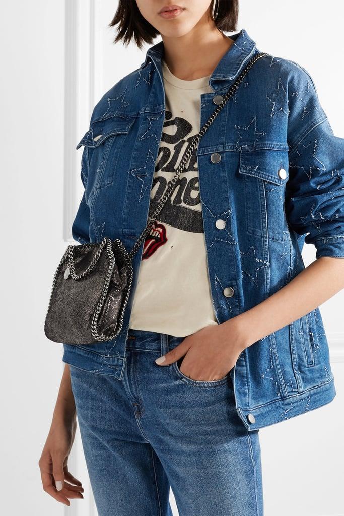 7c07d83f7388 Stella McCartney The Falabella Tiny Shoulder Bag