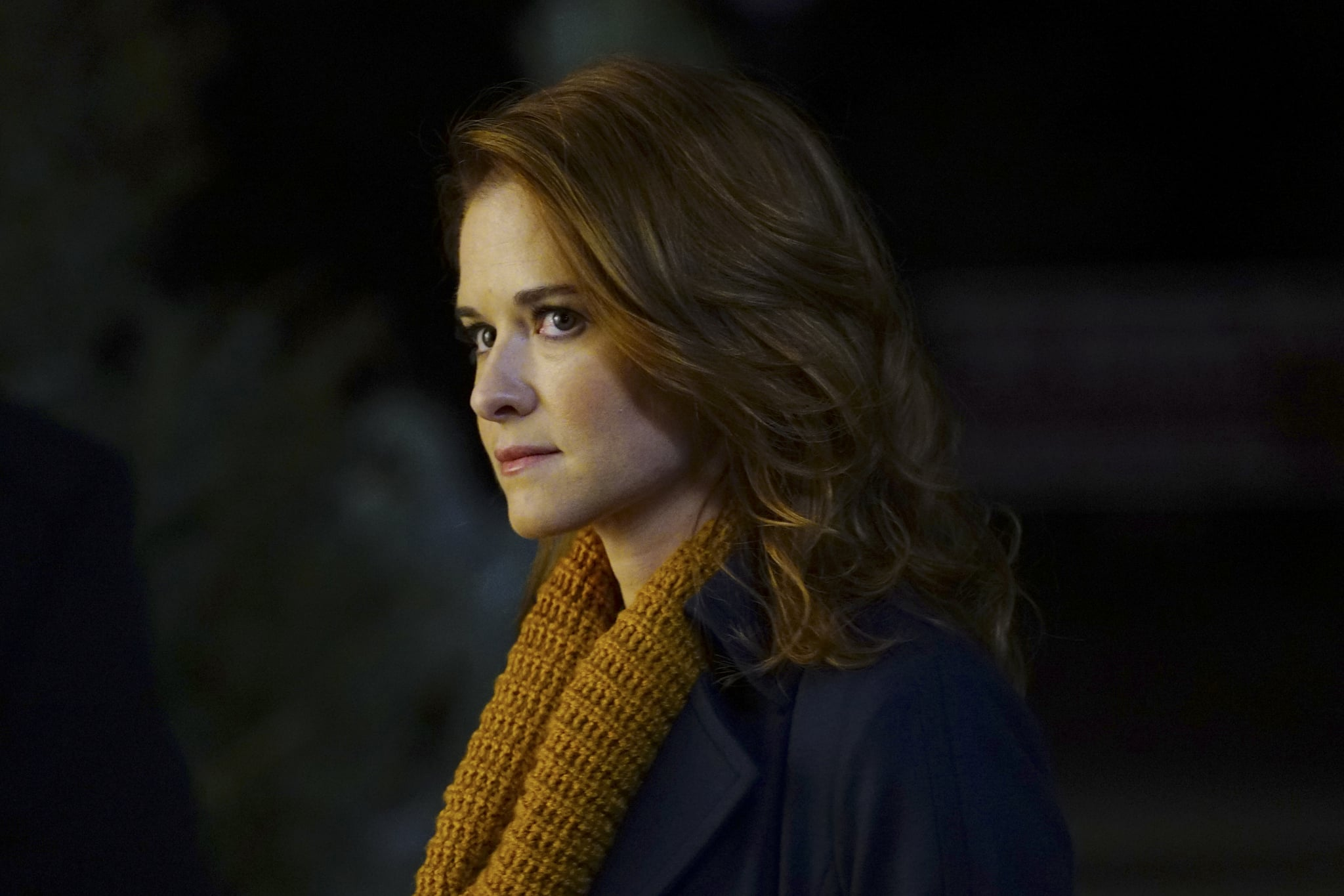 Sarah Drew as April Kepner