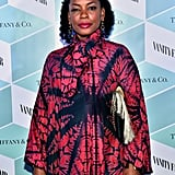 Aunjanue Ellis at a Vanity Fair and Tiffany & Co. Event in 2016