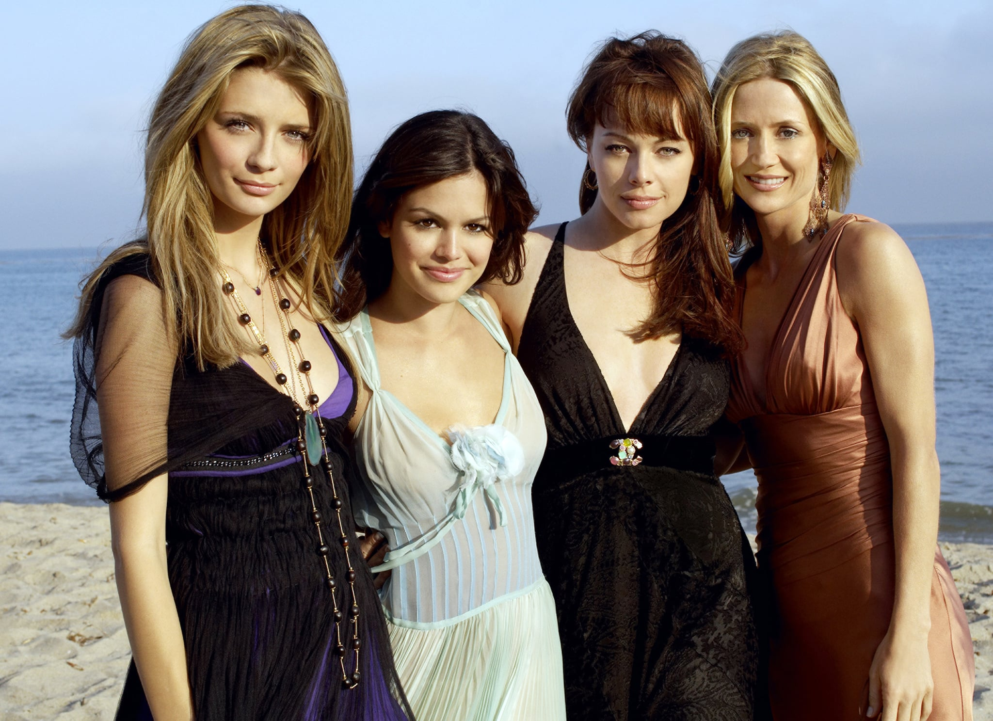 THE O.C., Mischa Barton, Rachel Bilson, Melinda Clarke, Kelly Rowan, (Season 3), 2003-2007. photo:  WB / Courtesy: Everett Collection