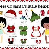 Dress Up Santa's Little Helpers