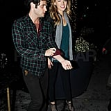 Photos of Blake Lively and Rihanna at SNL Wrap Party