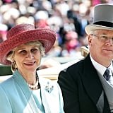 Prince Richard, Duke of Gloucester,  and Birgitte, Duchess of Gloucester