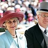 Prince Richard, Duke of Gloucester,  and Birgitte, Duchess of Gloucester