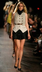 New York Fashion Week, Spring 2008: Proenza Schouler