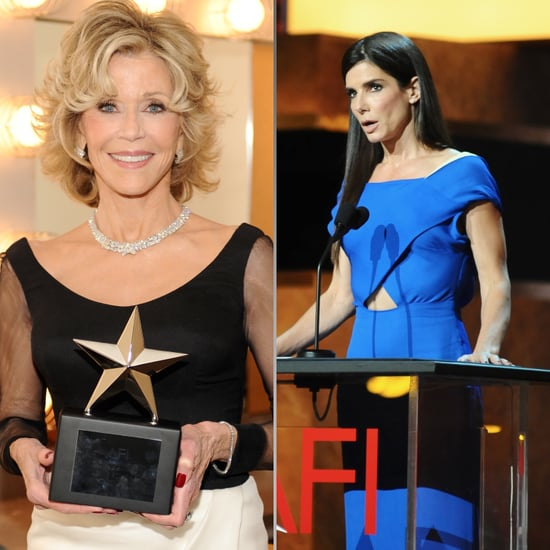 Jane Fonda AFI Lifetime Achievement Award | Video