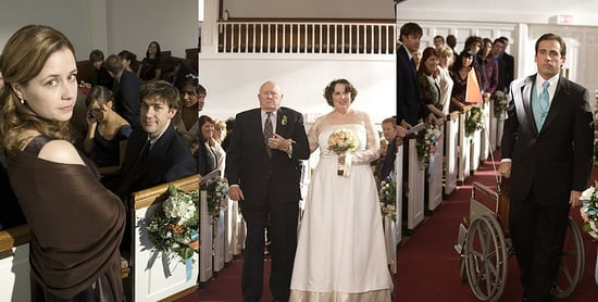 "Great TV Wedding Moments: ""The Office"""