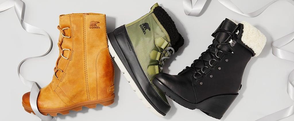 SOREL Boot Giveaway