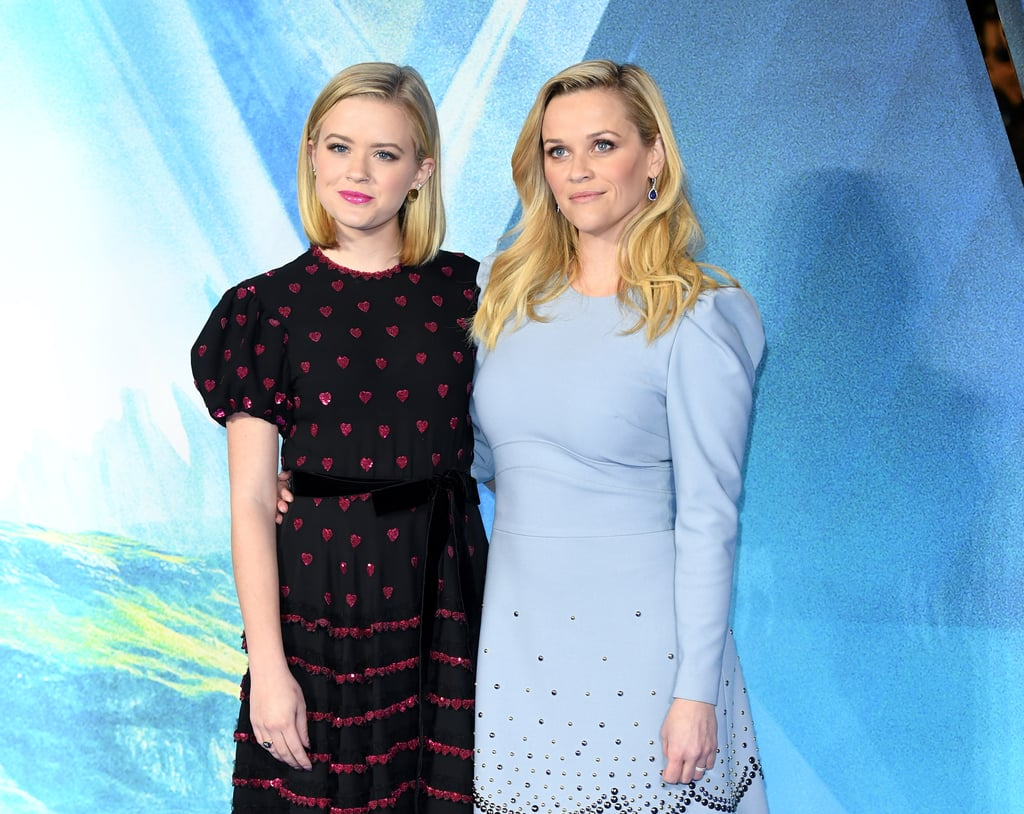 Reese Witherspoon Family Pictures