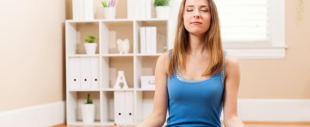 تنعّمي بالراحة النفسية في منزلك مع التأمل الموجه لـ10 دقائق