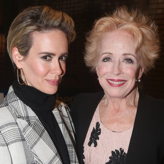 How Did Sarah Paulson and Holland Taylor Meet?
