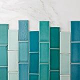 Colourful Glazed Tile