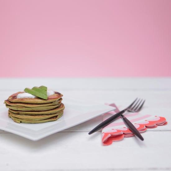 Gluten-Free Avocado Pancakes