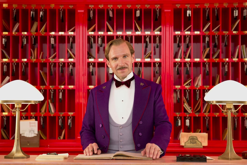 M. Gustave From The Grand Budapest Hotel