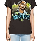Madeworn Snoop Dogg Distressed Cotton T-Shirt