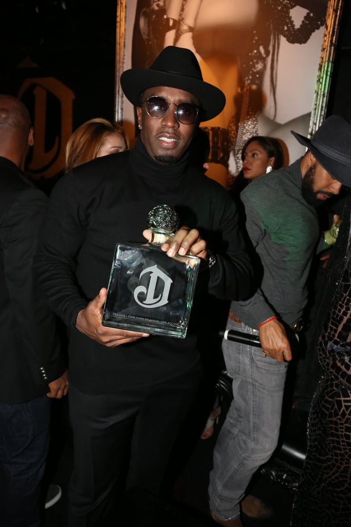 Diddy's DeLeón Tequila