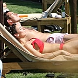 Pictures of Christine Bleakley and Frank Lampard With Redknapps