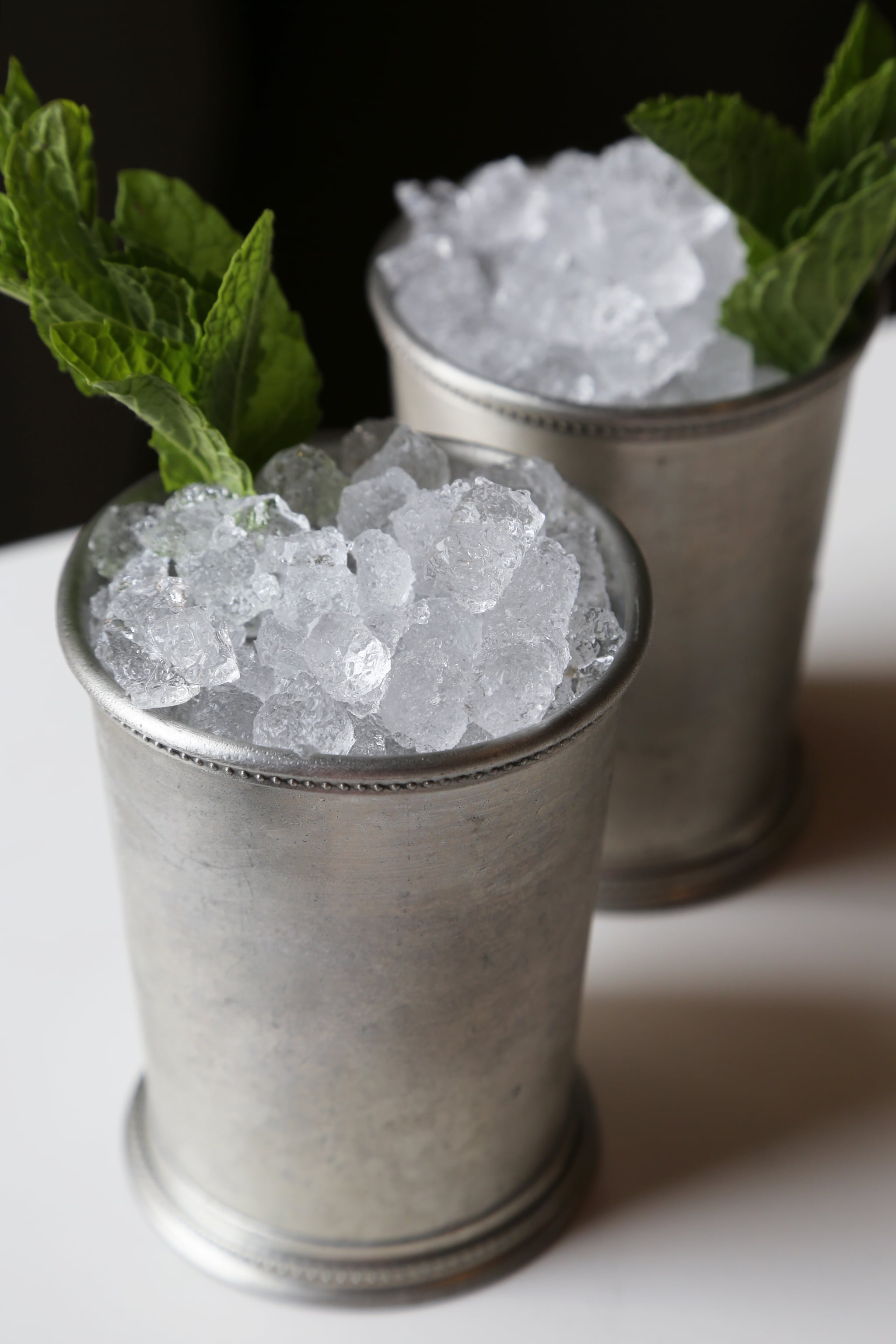 Easy mint julep pitcher recipe