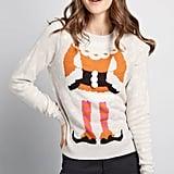 Speak For Your Elf Sweater