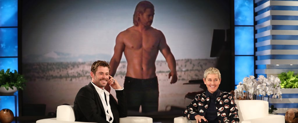 Chris Hemsworth Playing Thor Over the Years Video