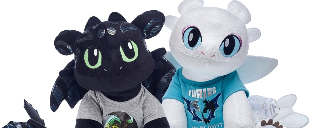Toothless Build-A-Bear