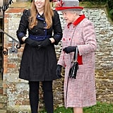 Princess Beatrice, 29
