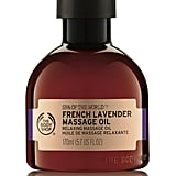 The Body Shop Spas of the World French Lavender Massage Oil