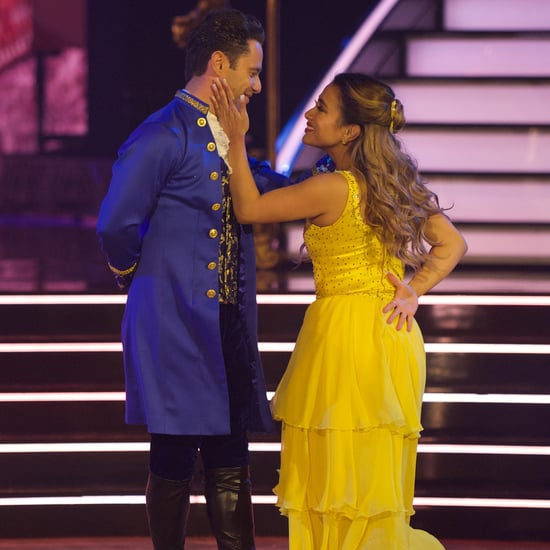 Ally Brooke's Beauty and the Beast Performance on DWTS Video
