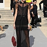 Paris Fashion Week Spring 2012